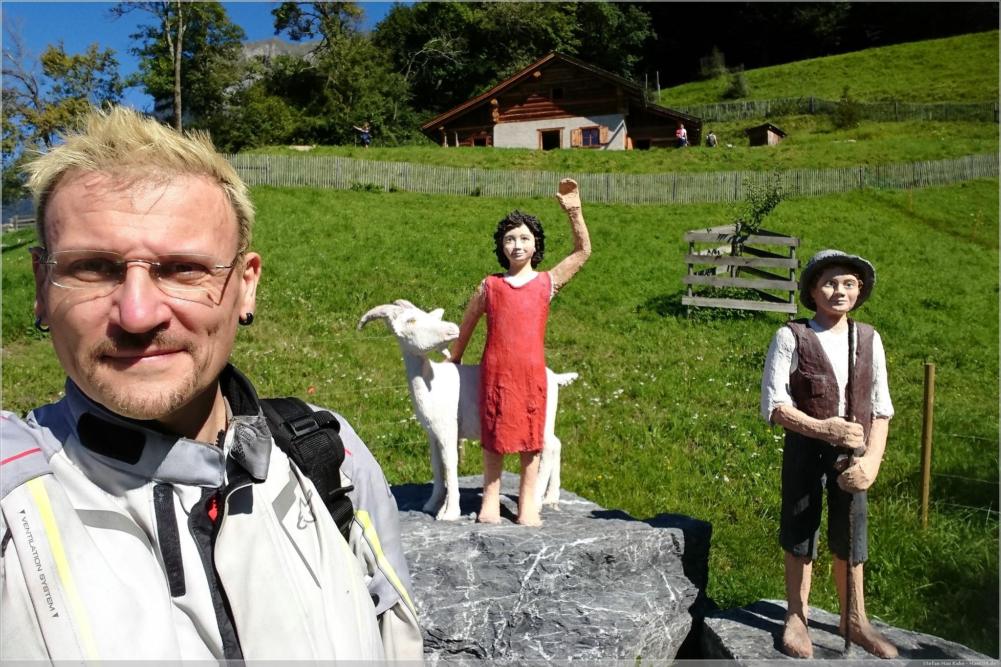 Icke, Heidi und Peter