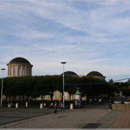 Vier-Kuppel-Pavillon