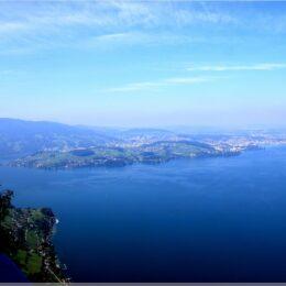 Blick nach Luzern weiter oben