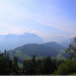 Blick zum Buochserhorn