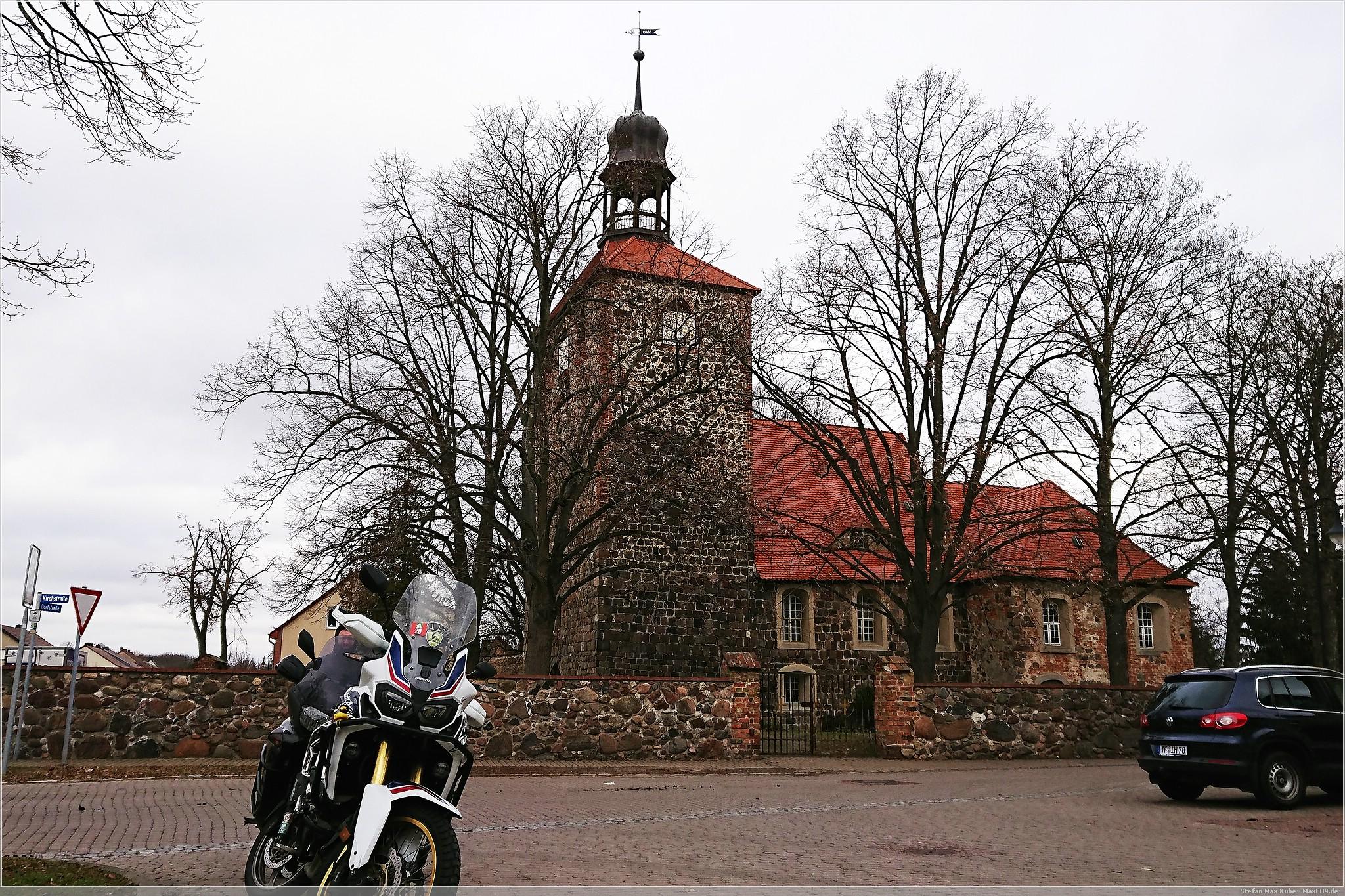Feldsteinkirche Groß Machnow