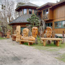 Skulpturenpark Wilkendorf