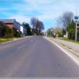 SIe fahren 30km/h