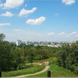Blick vom Kienberg