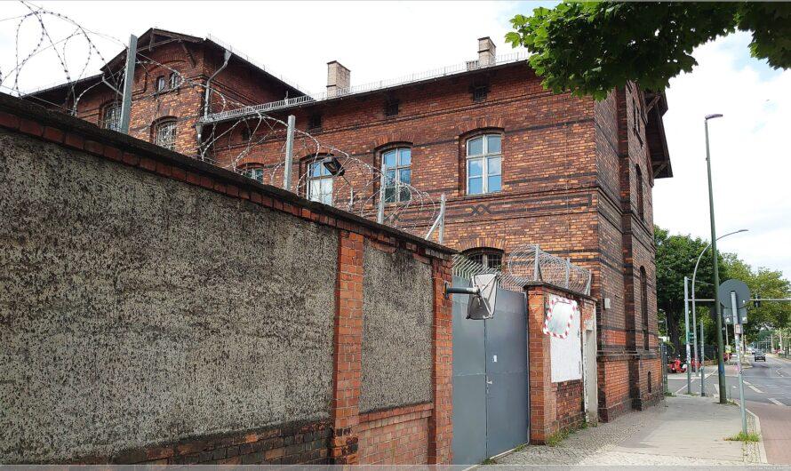 erkundet: Gefängnis Rummelsburg