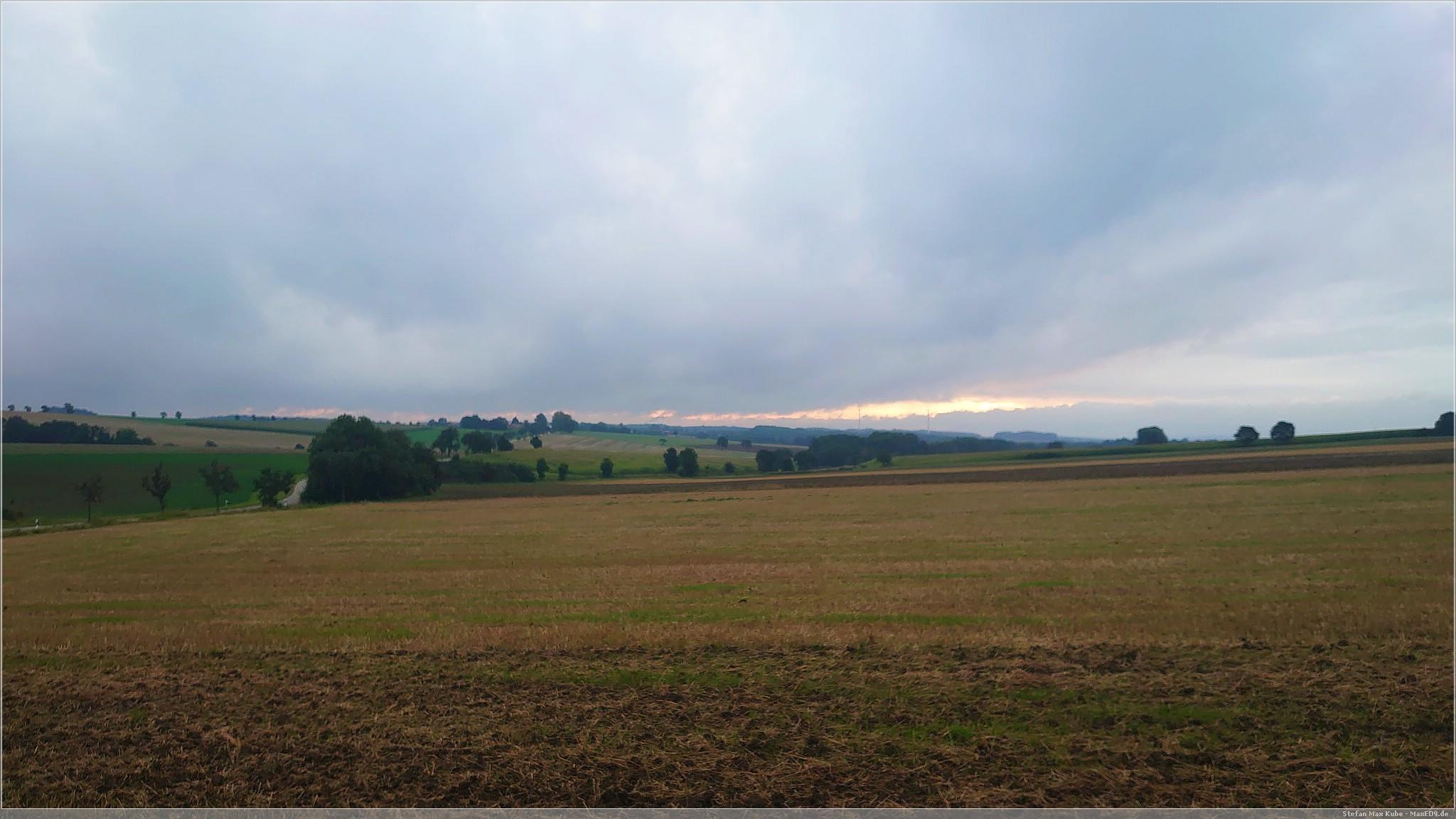 Hohenlohe am Morgen
