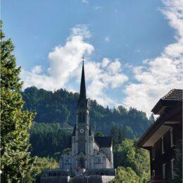 Pfarrkirche Parafia Herz-Jesu Lungern