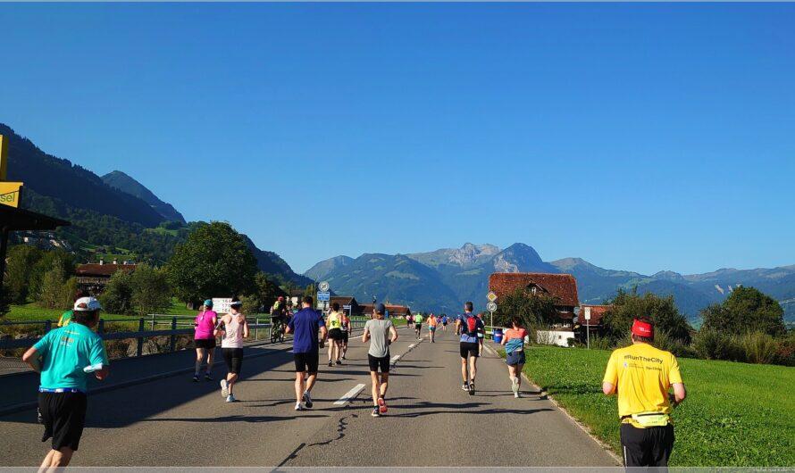 Switzerland Marathon Light 2021 mit Überraschung
