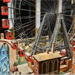 Ausstellung am Wiener Riesenrad